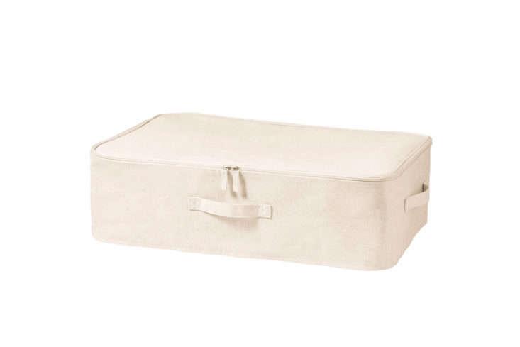 Muji Cotton Linen Box