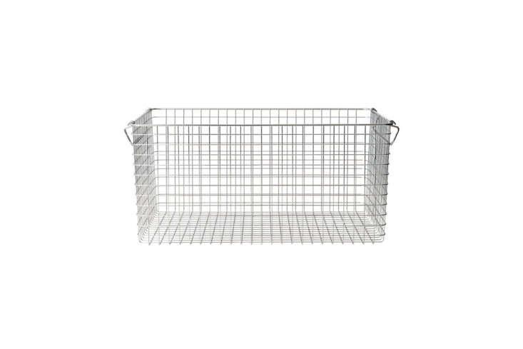 Muji Stainless Wire Basket