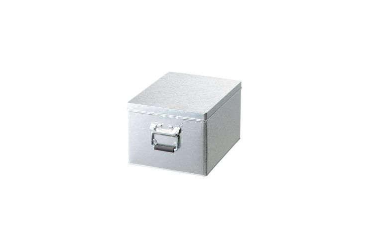 Muji Tin Box