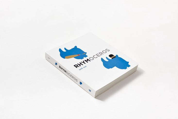 rhymoceros board book toddlers
