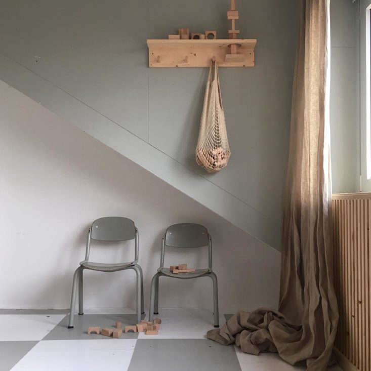 Woodchuck Yori in Kids Room