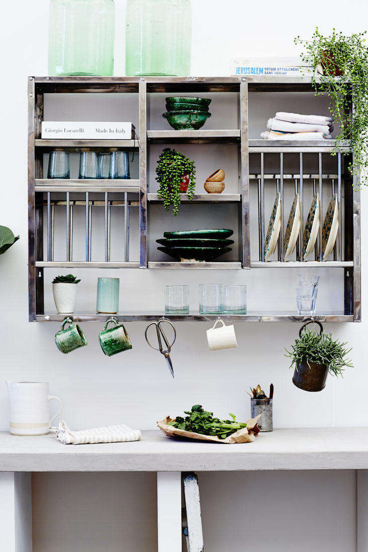 Stovold & Pogue Indian stainless steel kitchen rack: the Mighty Rack.