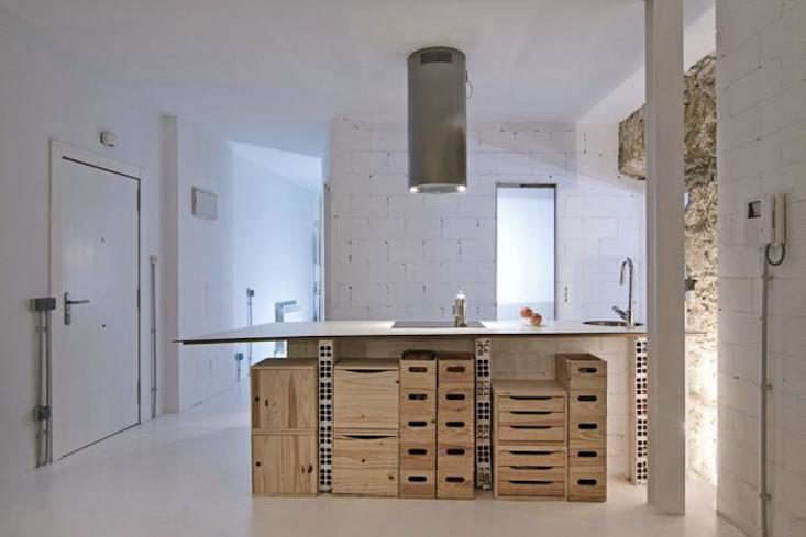 Alfredo Antuna Ovideo Spain Kitchen Crates