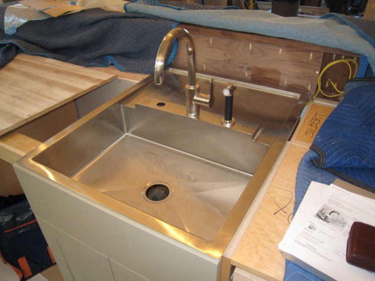 Buttrick Rockridge Sink Install