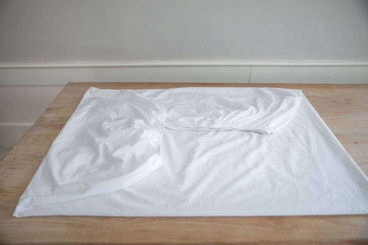 fold fitted sheet 5