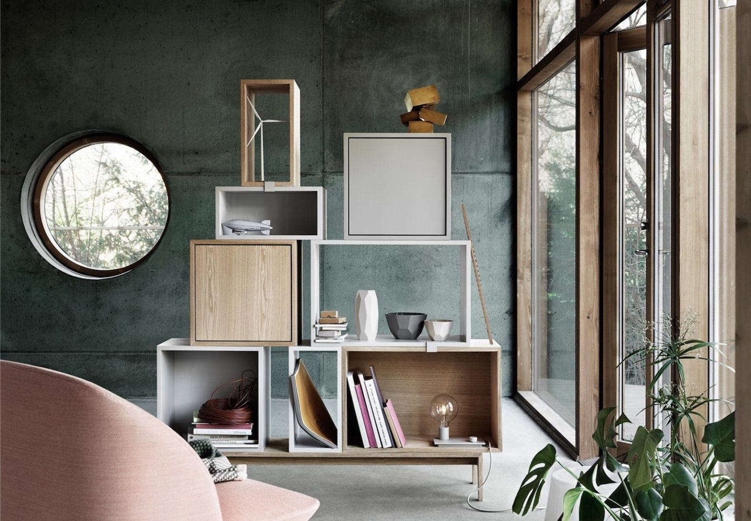 Muuto Stacked Shelving System 1