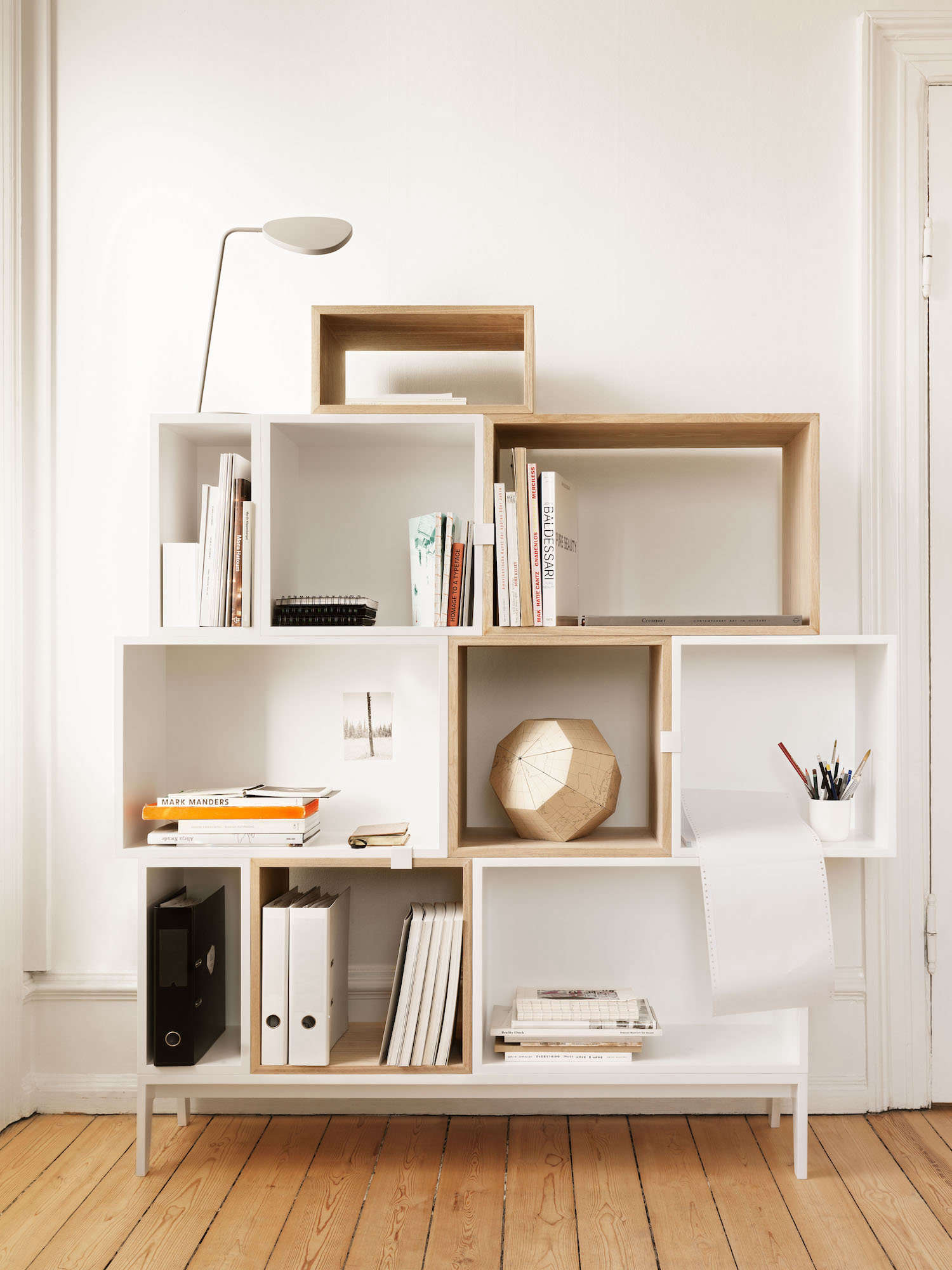Muuto Stacked Shelving System 2