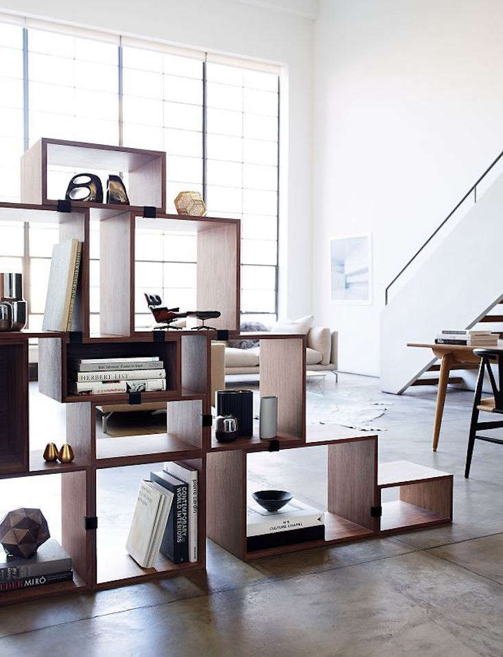 Muuto Stacked Shelving System at DWR 2