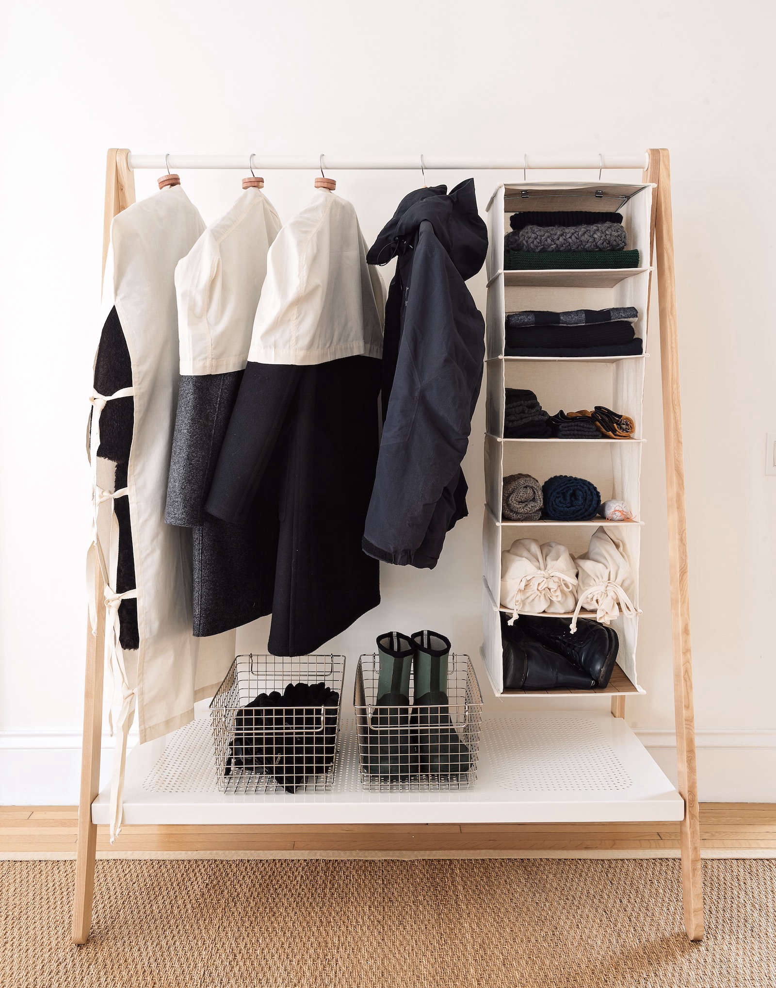 5 Tips For Storing Your Out Of Season Clothing The Organized Home