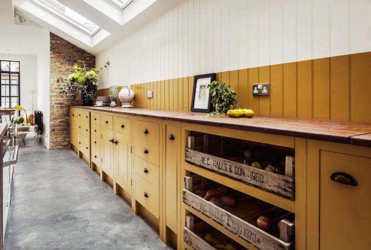 Plain English Storage Vegetable Drawers