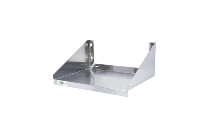 Regency Metal Microwave Shelf from Webstaurant Store