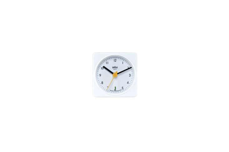 Travel Size Braun Travel Clock