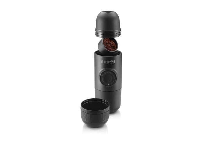 Travel Size Wacaco Minipresso GR Espresso Maker