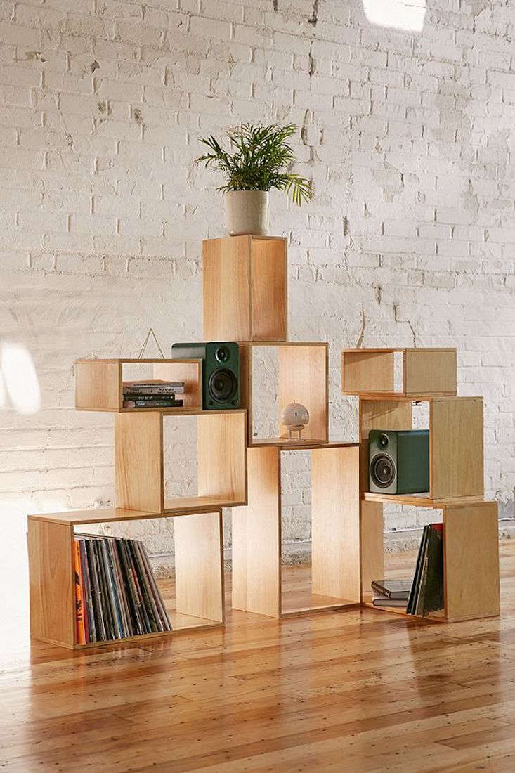 Urban Outfitters Modular Stacking Storage System