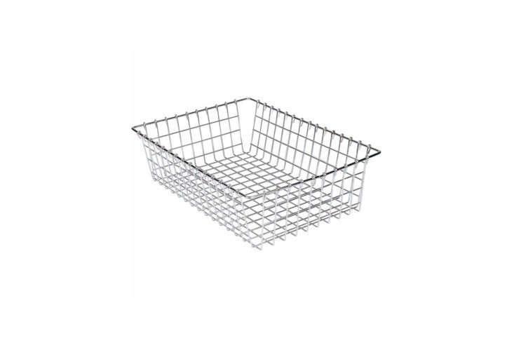 Webstaurant Choice Level Top Wire Basket