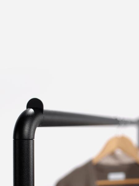 Detail of Aalo Garment Rack