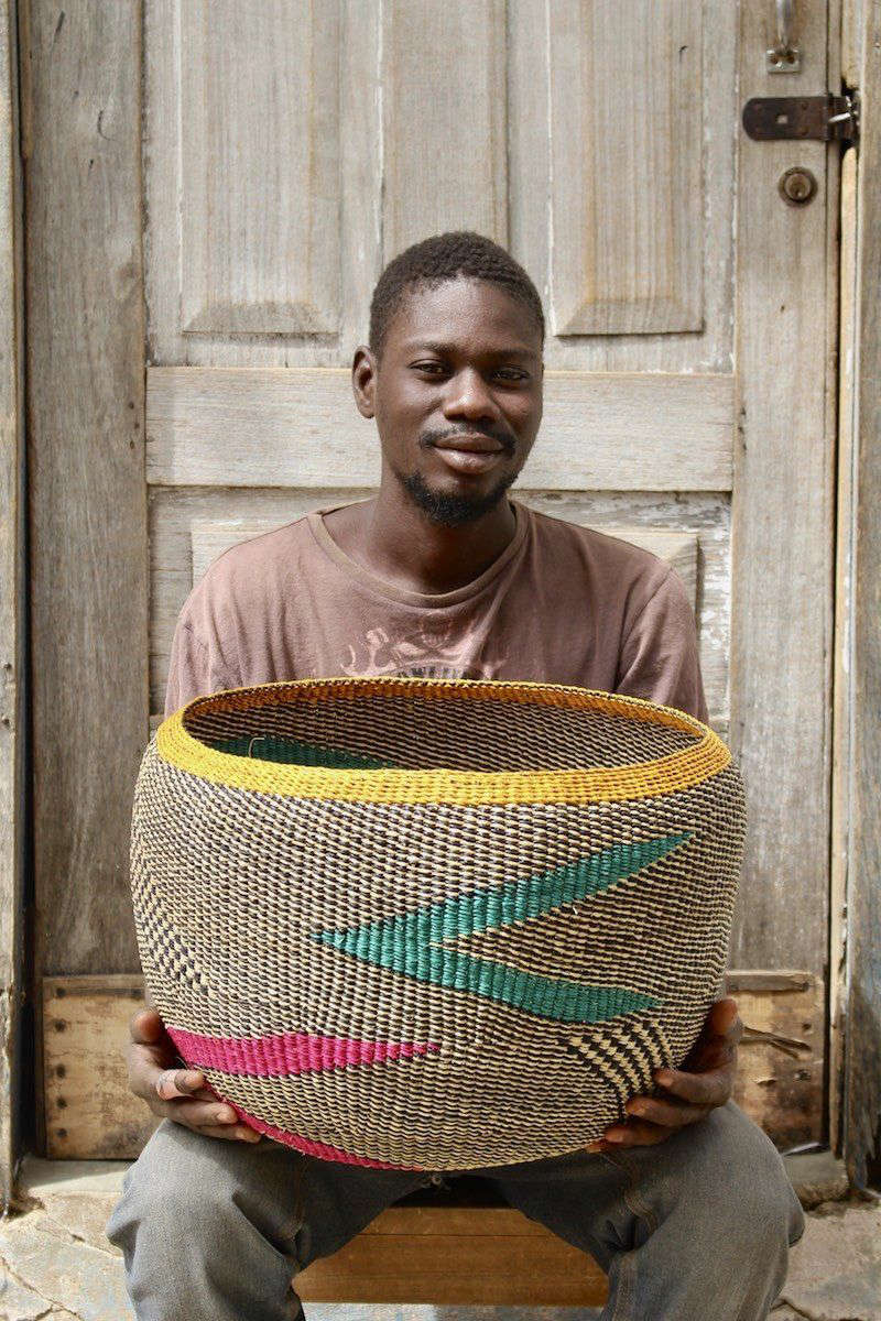 Baba Tree Basket