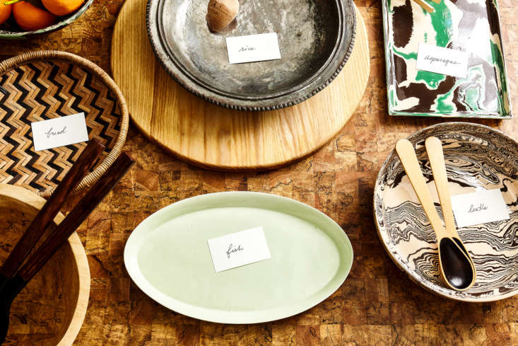 PhotographbyHeidi's Bridgefor Remodelista, fromKitchen of the Week: 11 Genius Ideas to Steal from David Stark's Brooklyn Heights Kitchen.