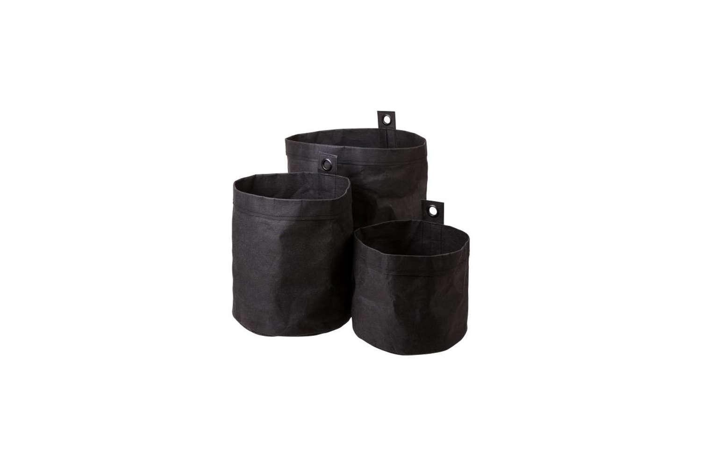Granit Storage Washable Paper Large Black