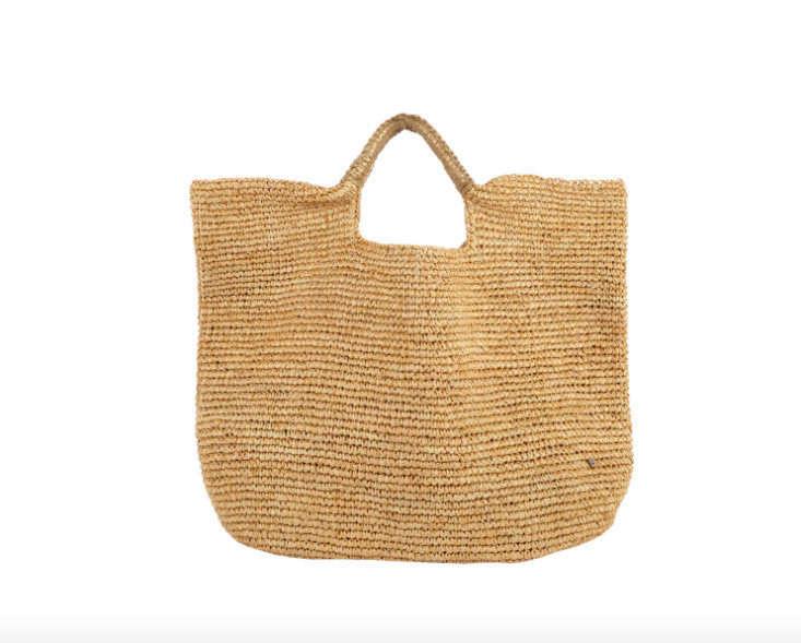 Napa Lux Sahara Gold Bag