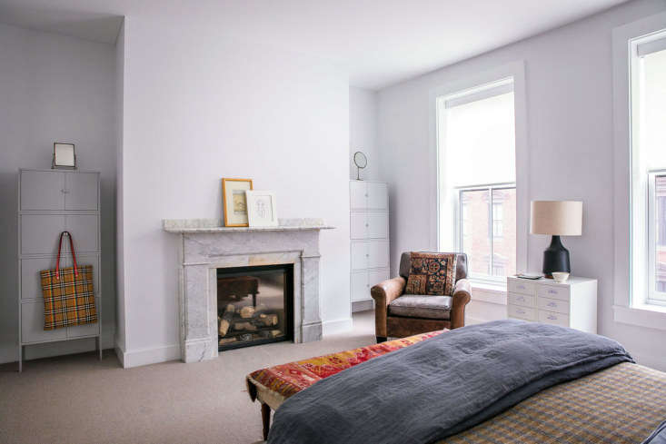 C&J Katz Apartment Boston bedroom
