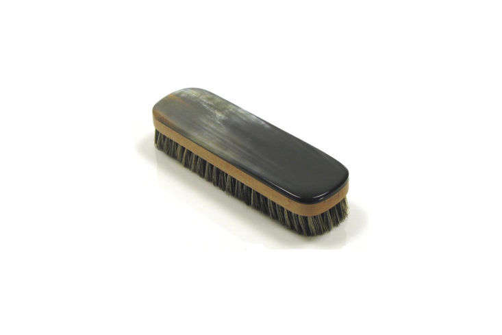 English Horn Clothes Brush from Butler's Closet