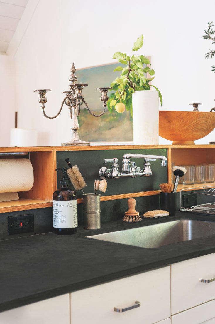 Julie Carlson Mill Valley Kitchen by Matthew Williams