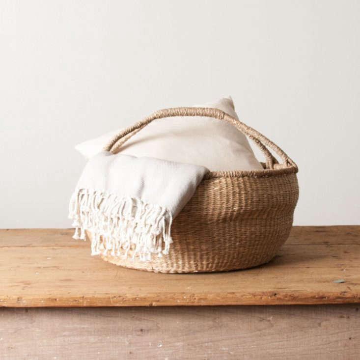 Magnolia Weave Isle Basket