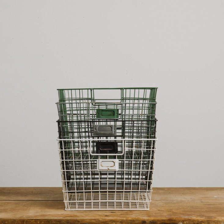 Magnolia Locker Baskets