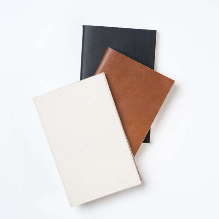 Magnolia Leather Uzma Journal