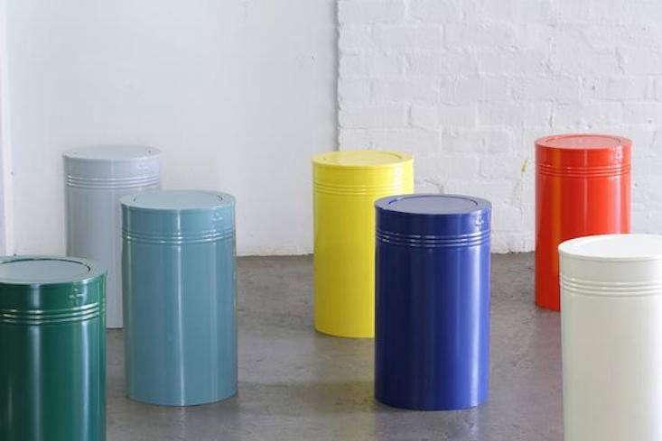 Pedersen + Lennard Recycle Bins