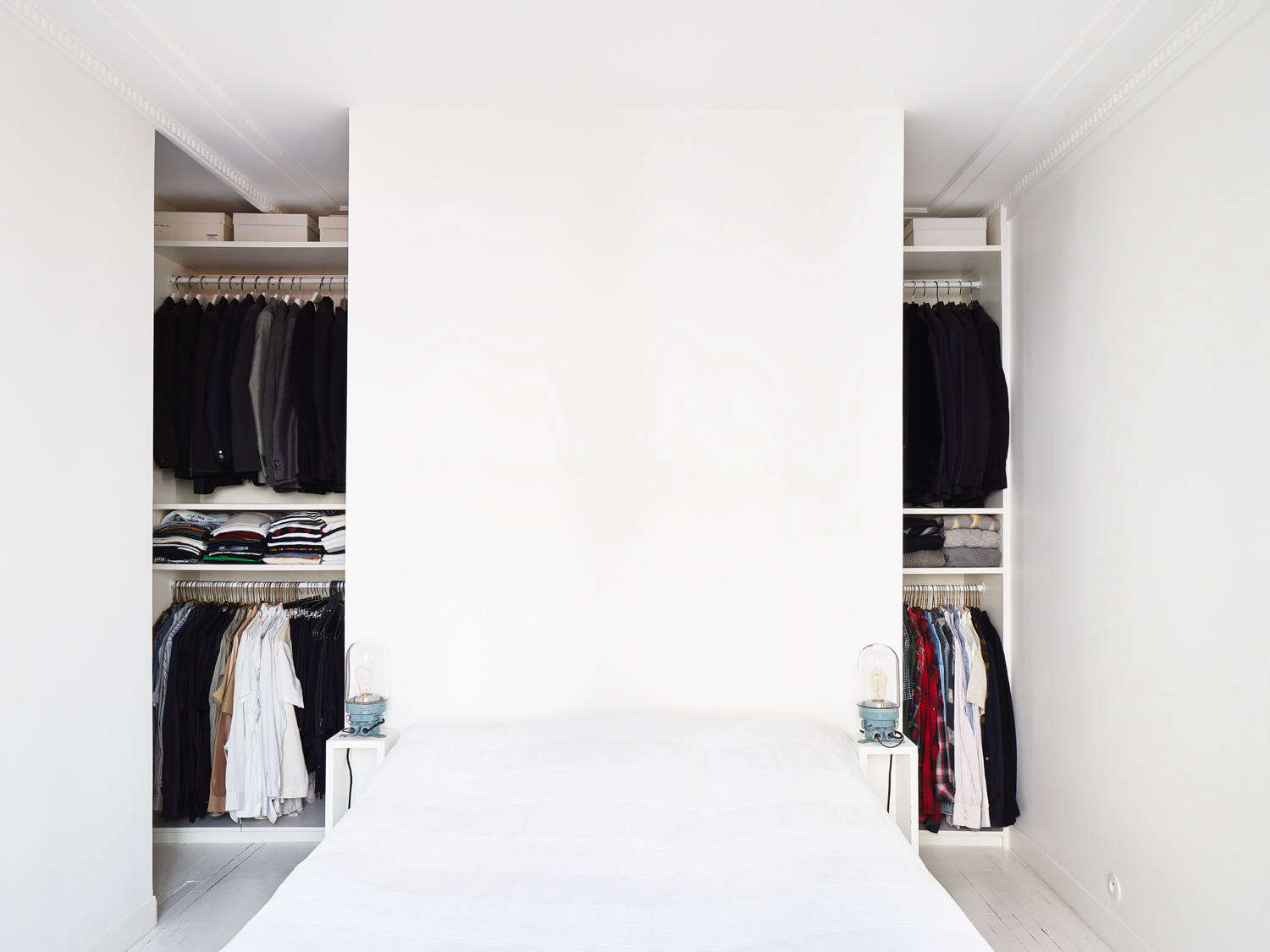 Small Space Layout Ideas To Steal From A Petit Paris Apartment