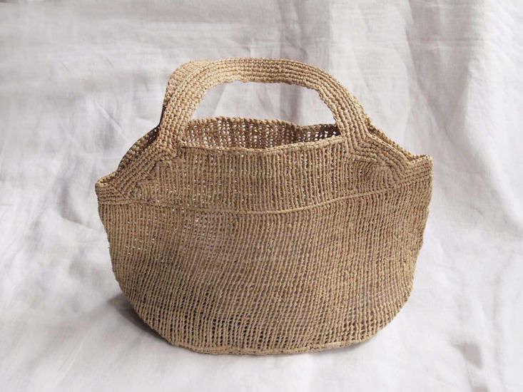 Raphia Bag by Sophie Digard