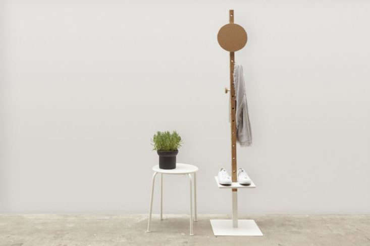 Dot Stand Coat & Accessory Stand from Dot Home.