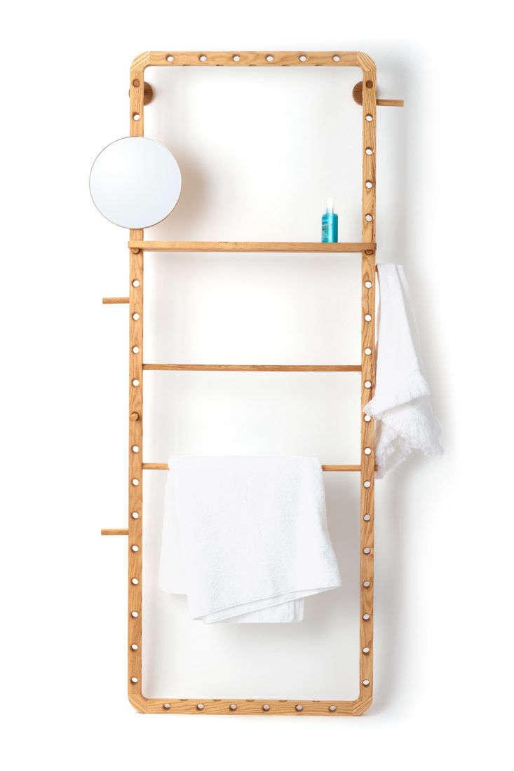 Dotdotdot.Frame modular storage for the bathroom and beyond.