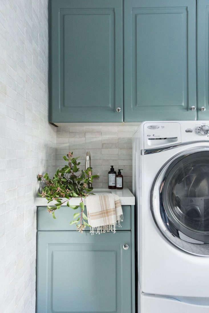 Studio McGee Laundry Room Sink