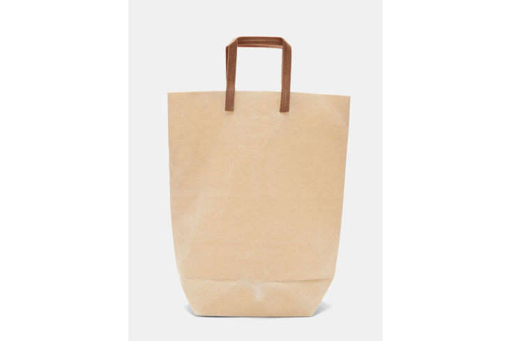 Funagata Waxed Canvas Bag