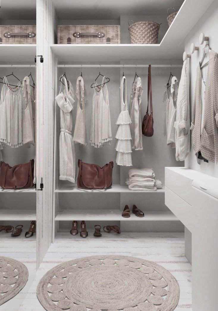 Odessa Closet Tour Clothing