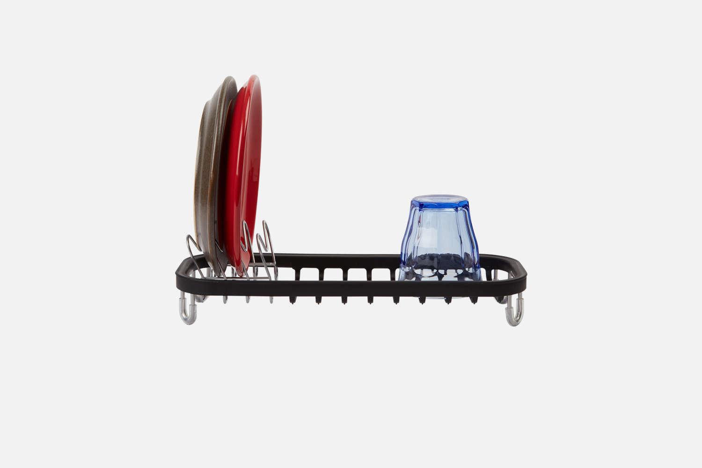 Sinkin Mini Dish Rack Black