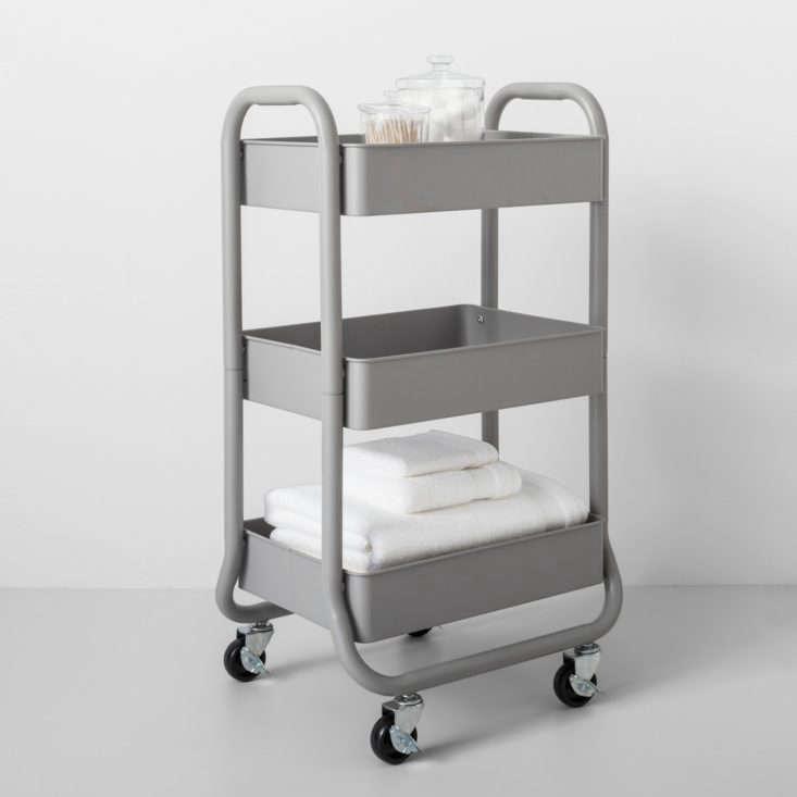Target Made by Design Metal Utility Cart