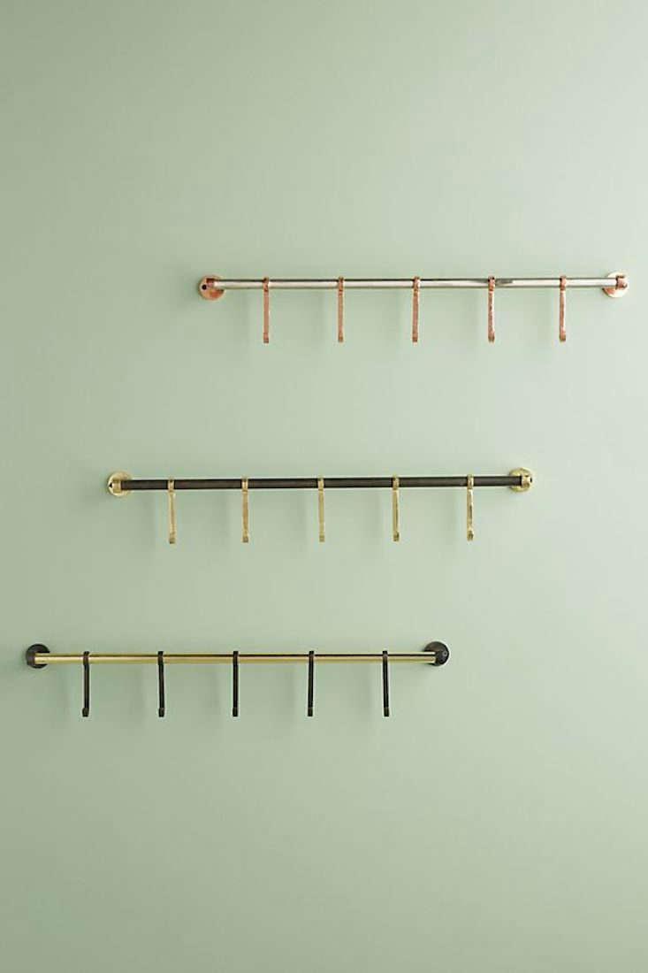 Anthropologie Lusso Hook Rack