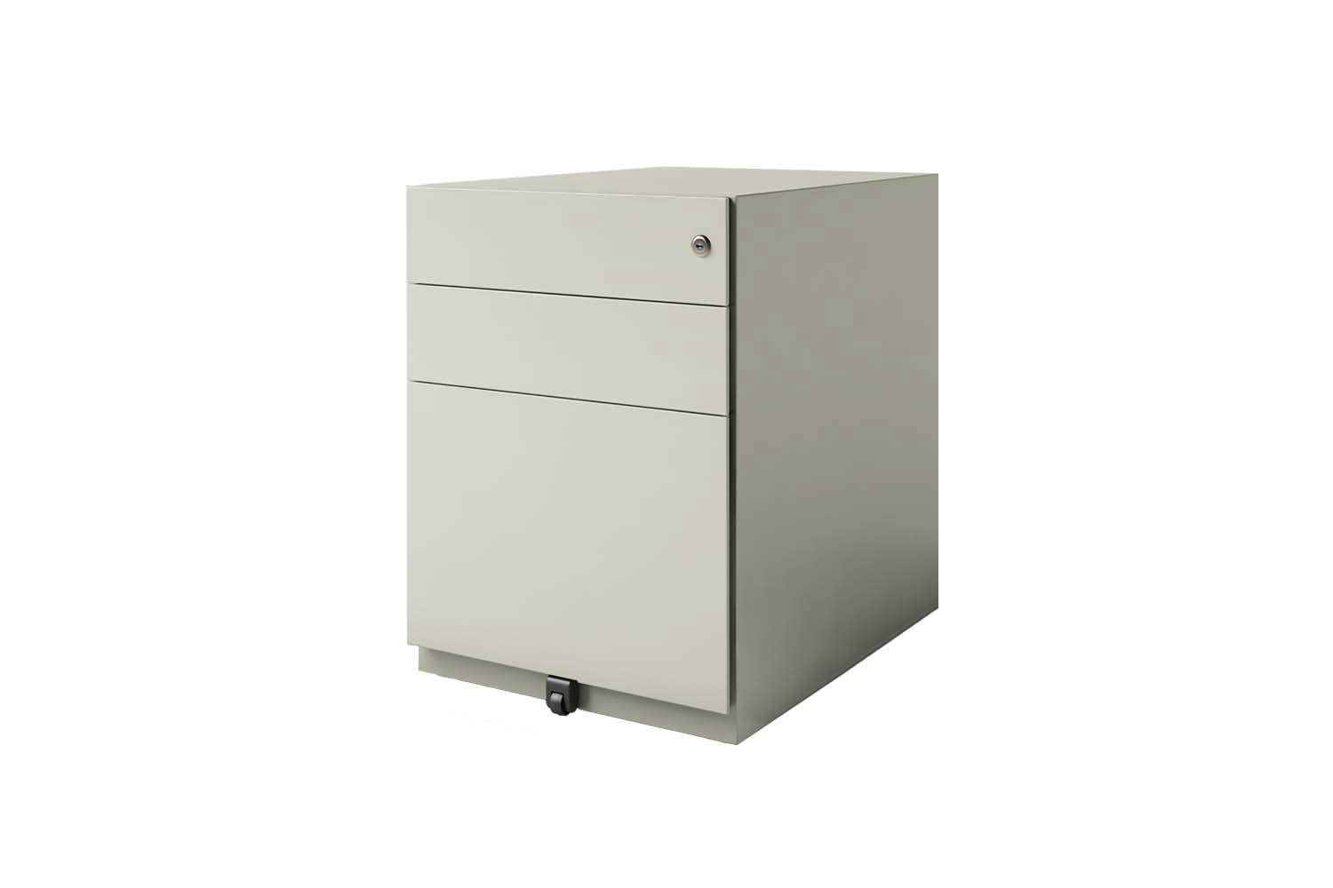 Bisley Note Filing Cabinet Gray