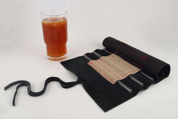 Commune Glass Drinking Straws