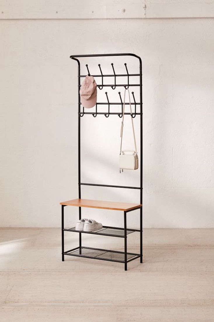 Hallie Entryway Storage Unit at Urban Outfitters