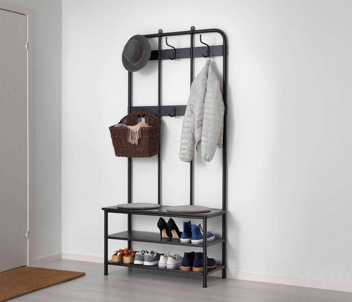 Ikea Pinnig Coat Rack