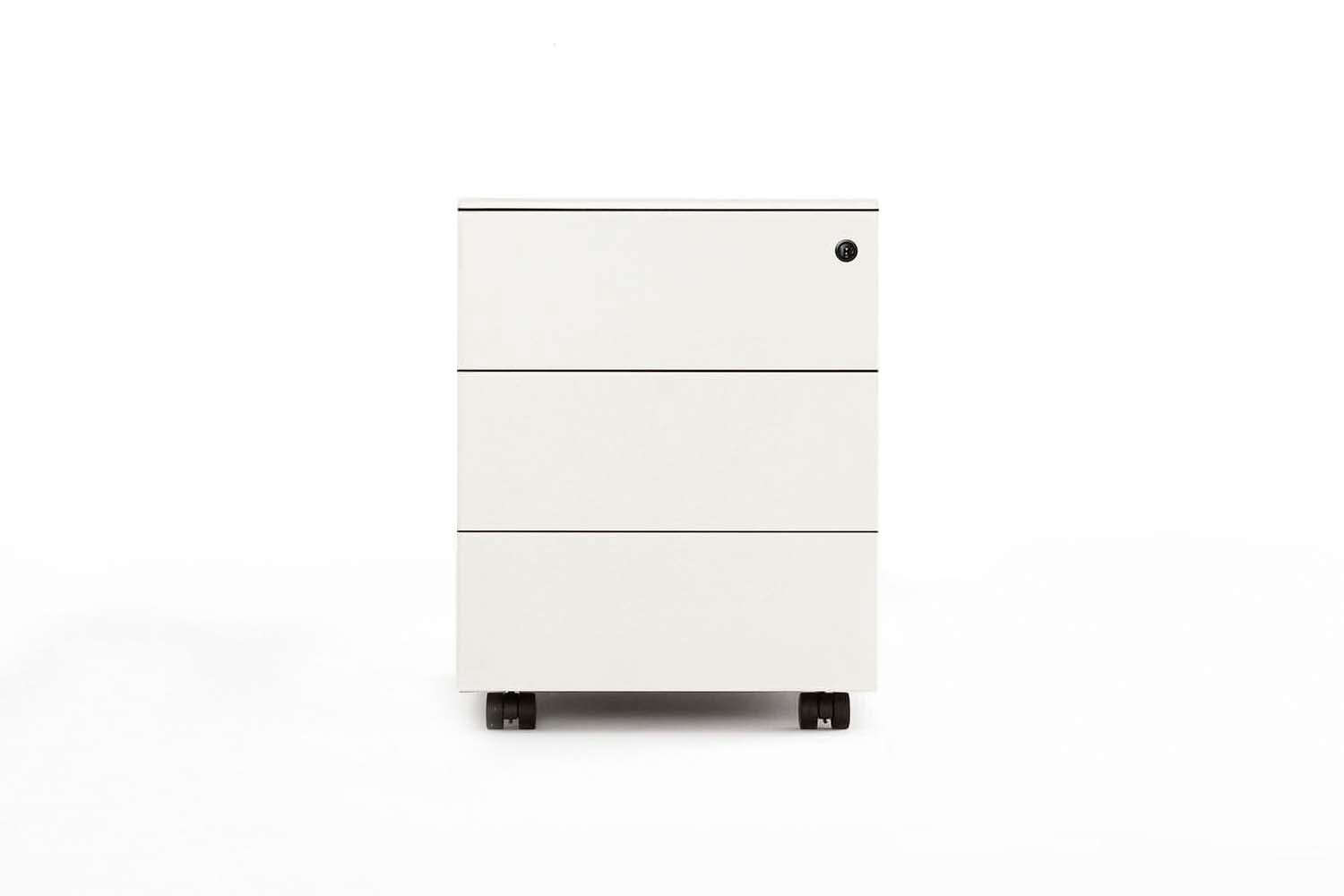 Kristalia Bureau Metal Drawers