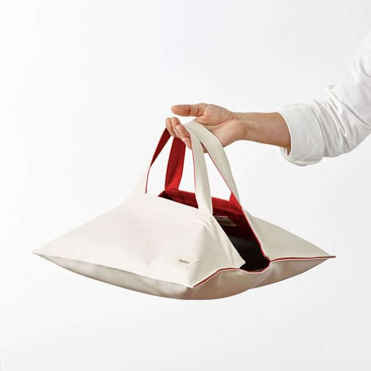 West Elm Aplat Culinary Tote Bag