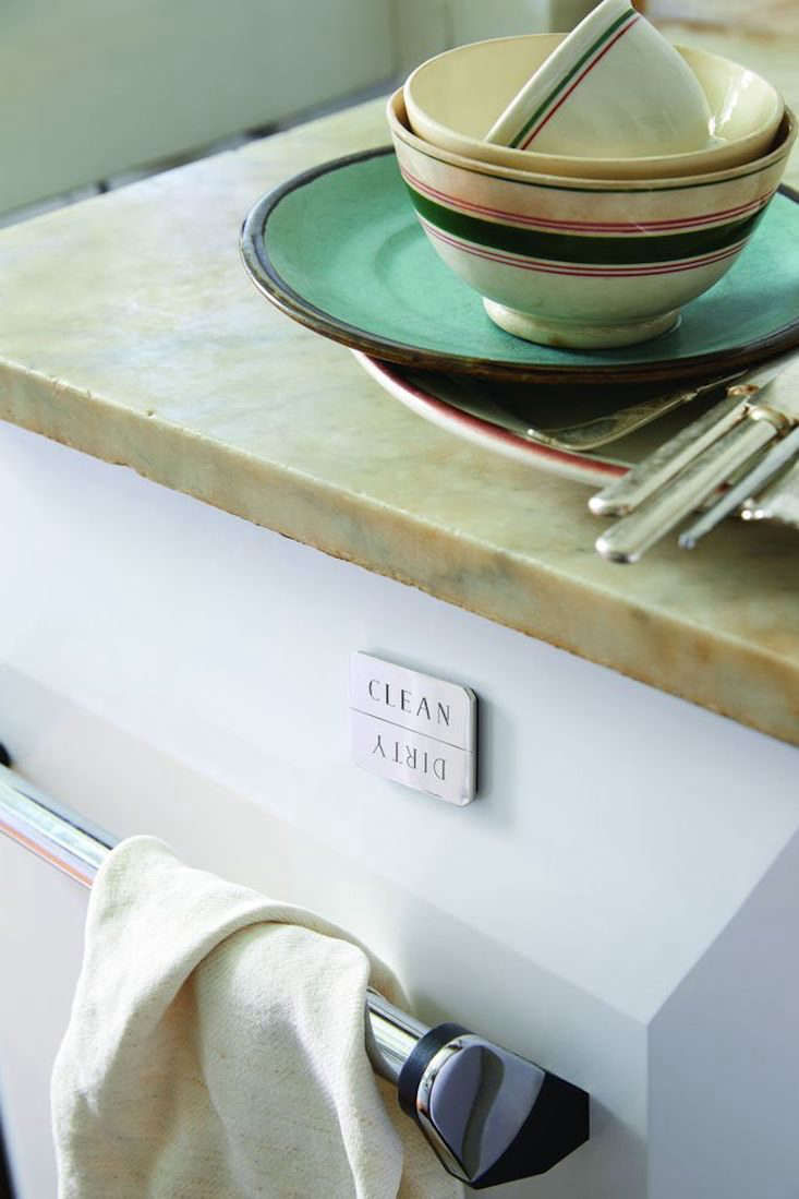 Clean Dirty Dishwasher Magnet from Sir/Madam
