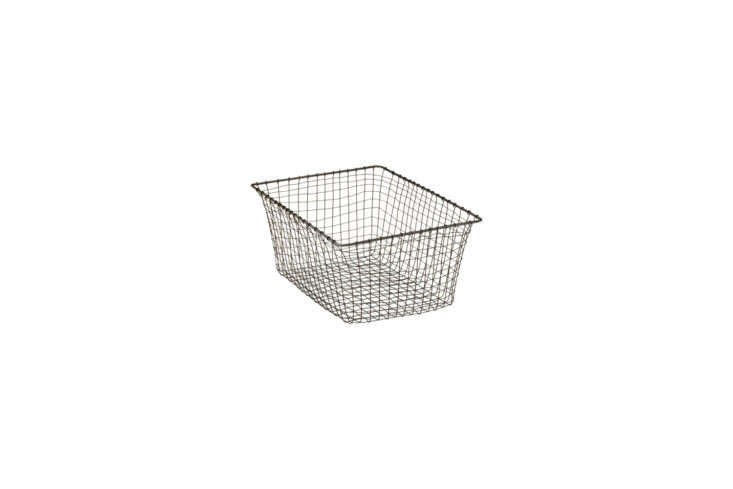 Container Store Marche Basket
