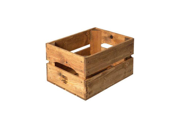 Noodles Noodles and Noodles Wooden Crate